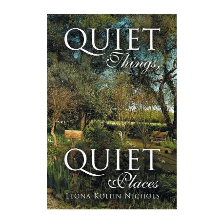Quiet Things Quiet Places Buy Online In South Africa Takealotcom