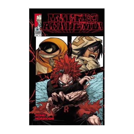 My Hero Academia Vol 16 Buy Online In South Africa Takealot Com