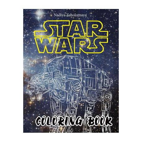 Star Wars Coloring Book Buy Online In South Africa Takealot.com