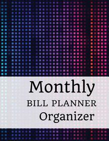 monthly bill planner organizer buy online in south africa