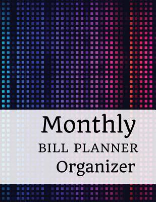 Monthly Bill Planner   Monthly Bill Planner Organizer Buy Online In South Africa