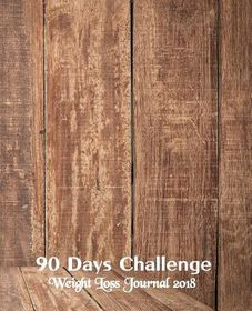 90 days challenge weight loss journal 2018 buy online in south