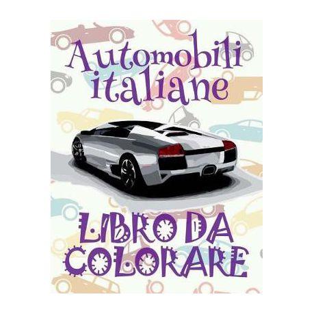 Automobili Italiane Libri Da Colorare Buy Online In South Africa