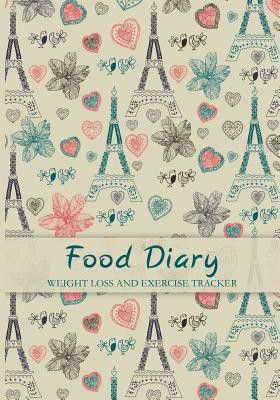 food diary weight loss and exercise tracker buy online in south