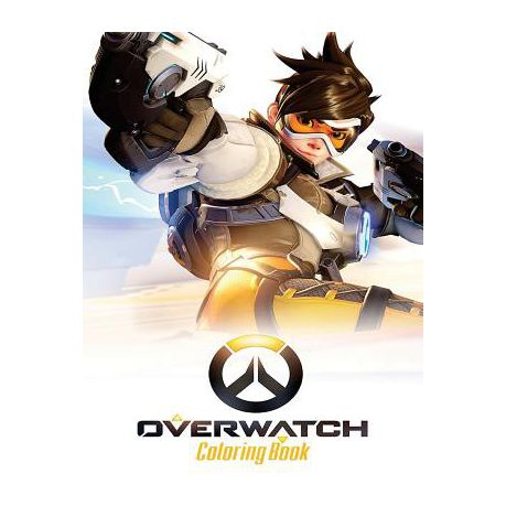 Overwatch Coloring Book Buy Online In South Africa Takealot Com