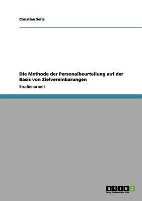 Die Methode Der Personalbeurteilung Auf Der Basis Von ...