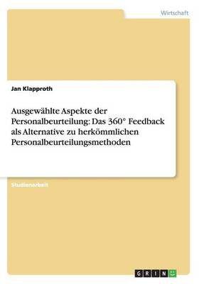 Ausgewahlte Aspekte Der Personalbeurteilung | Buy Online in South ...