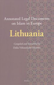 Annotated Legal Documents On Islam In Europe Buy Online In South - Buy legal documents