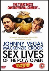 Sex Lives Of Potato Men - (Import DVD)