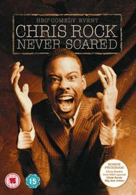 Chris Rock - Never Scared - (DVD)