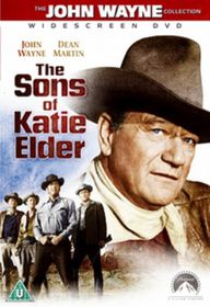 The Sons Of Katie Elder (Import DVD)