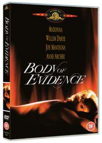 Body of Evidence (1993) - (Import DVD)