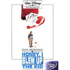 Honey I Blew Up the Kid (1992) (DVD)