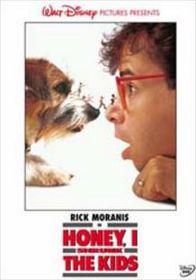 Honey, I Shrunk the Kids (1989)(DVD)