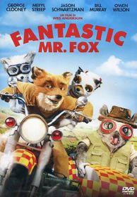 Fantastic Mr. Fox (2009) (DVD)
