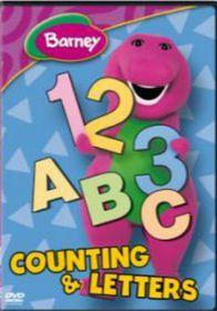 Barney Animal Abc Top 20 Countdown Best Of Import Dvd