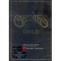Carpenters - Gold - Greatest Hits 35th Anniversary (CD + DVD)