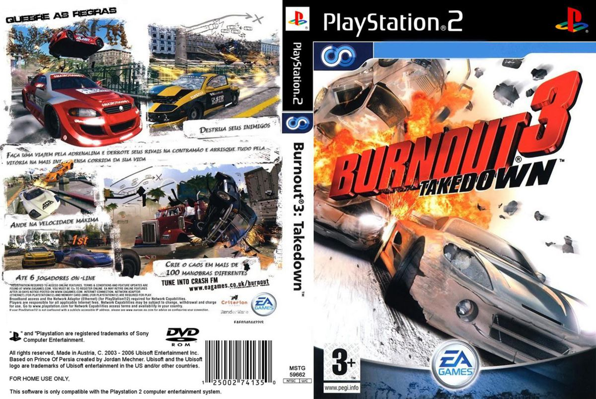Download Burnout 3 Ps2 Save Game Free Software