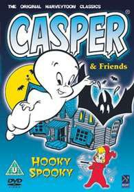 Casper and Friends: Hooky Spooky (DVD)
