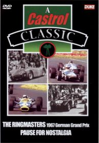 Ringmasters/Pause For Nostalg. - (Import DVD)