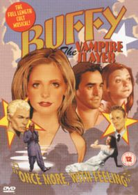 Buffy-Once More With Feeling  - (Import DVD)