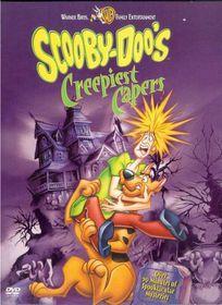 Scooby-Doo's Creepiest Capers (DVD)