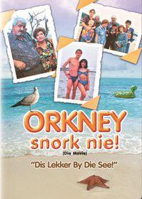 Orkney Snork Nie Dis Lekker by Die see (DVD)