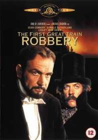 The First Great Train Robbery (DVD)