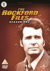The Rockford Files -Season 1 (Import DVD)