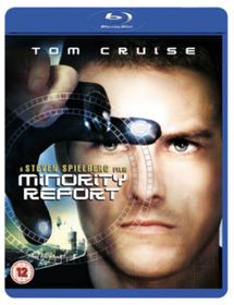 Minority Report - (Import Blu-ray Disc)