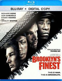 Brooklyn's Finest - (Region A Import Blu-ray Disc)