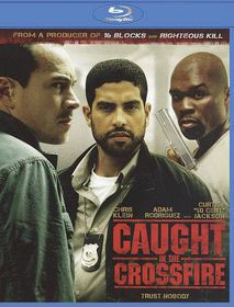 Caught in the Crossfire - (Region A Import Blu-ray Disc)
