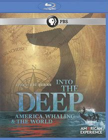 Into the Deep:America Whaling & World - (Region A Import Blu-ray Disc)