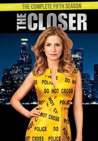 The Closer - Season 5- (DVD)