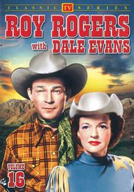 Roy Rogers with Dale Evans Vol 16 - (Region 1 Import DVD)
