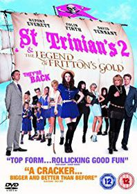 St Trinian's 2 - The Legend of Fritton's Gold (DVD)