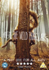 Where The Wild Things Are - (Import DVD)