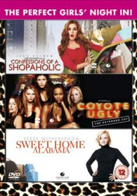 Confessions of a Shopaholic / Coyote Ugly / Sweet Home Alabama - (Import DVD)