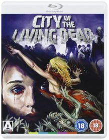 City of the Living Dead - (Import Blu-ray Disc)