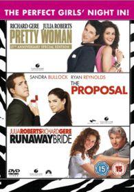 Proposal / Runaway Bride / Pretty Woman, The - (Import DVD)
