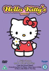 Hello Kitty's Paradise - A Fair Share - (Import DVD)