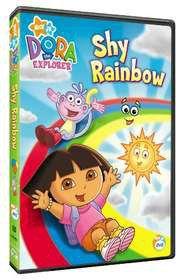 Dora The Explorer - Shy Rainbow (DVD)