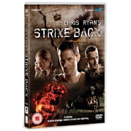 Chris Ryans Strike Back Import Dvd Buy Online In South Africa