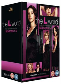 L Word: Compete Seasons 1-6 - (Parallel Import)