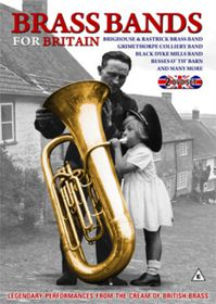 Brass Bands For Britain - (Import DVD)