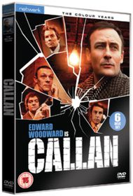 Callan: The Colour Years - (Import DVD)
