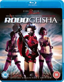Robogeisha - (Import Blu-ray Disc)