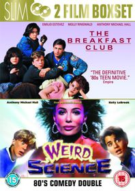 Breakfast Club / Weird Science - (Import DVD)