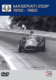 Maserati 250F - 1950-1960 - (Import DVD)