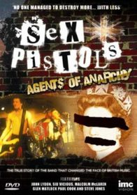 Sex Pistols: Agents of Anarchy - (Import DVD)